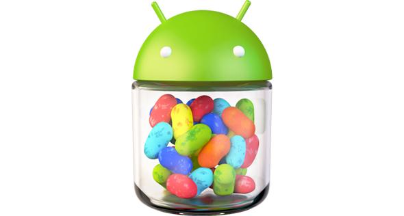 Android Jellybean 4.1 logo