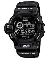 Casio G Shock : G-9200BW