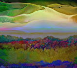 """The """"Earth Layers"""" piece from the """"2003"""" collection"""
