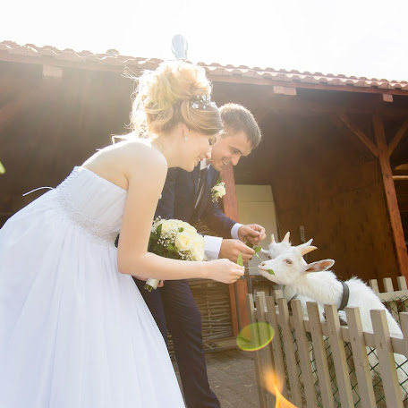 Wedding photographer Andrey Saksonov (asaksonov). Photo of 15.10.2016