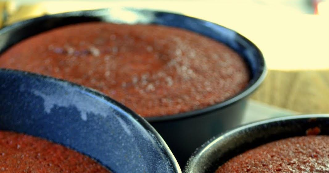 Gluten Free Velvet Cake