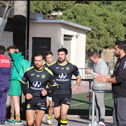 DHB - 27/01/18 vs BARBARIANS CALVIA