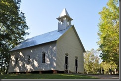 Cades Cove 6 Methodist