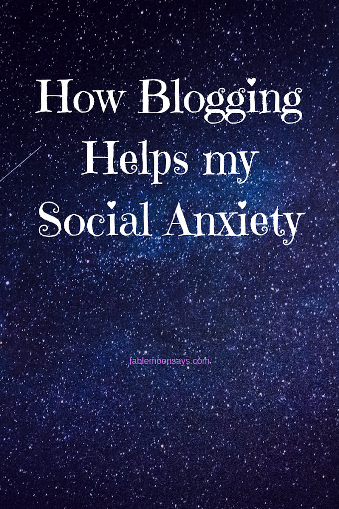 How Blogging Helps Social Anxiety