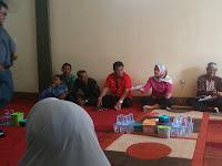 Silaturahmi dan Halal Bihalal Idul Adha 1439H di Kantor PAC PDI Perjuangan Satui