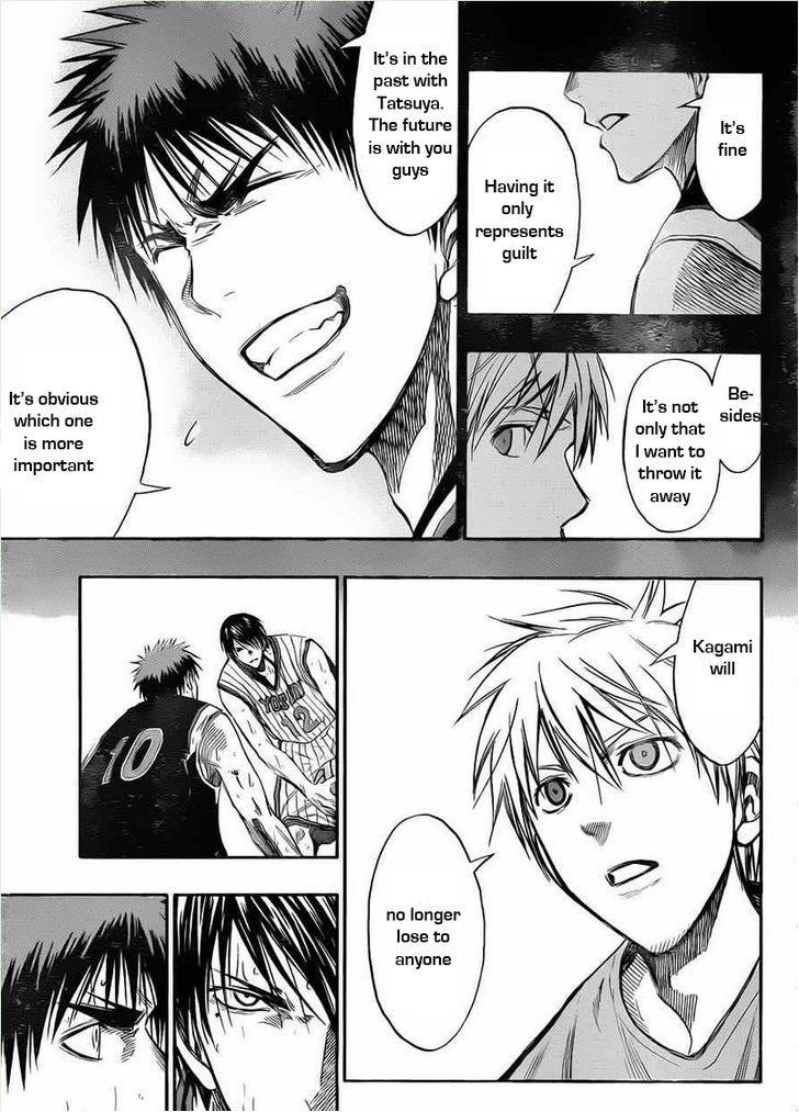 Kuroko no Basket Manga Chapter 153 - Image 13