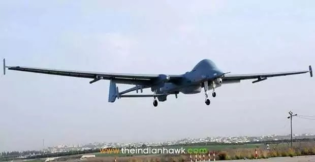 Project Cheetah: Heron Drones Are to Be Upgraded and Armed With Israel's Help