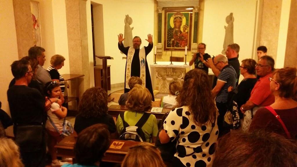 Pielgrzymi z Castellammare w Rzymie, 8 czerwca 2016 - IMG-20160608-WA0040.jpg
