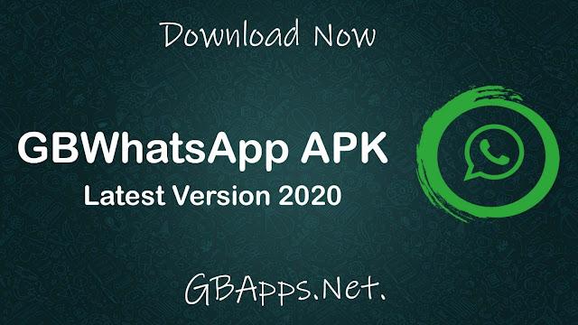 تحميل جي بي واتس اب Download GBWhatsApp APK  أخر إصدار 2020  الجديد اخر نسخة برو برابط مباشر