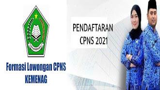Ini Formasi CPNS Kemenag 2021, Berikut Data Lowongan Untuk 30 Provinsi
