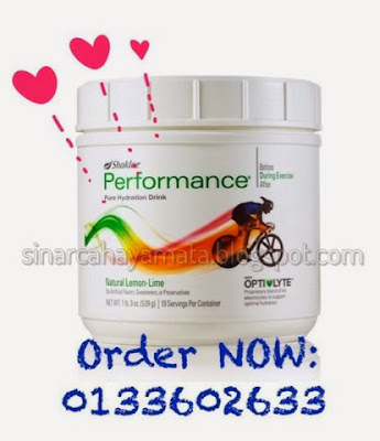 performance shaklee