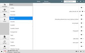 Como escuchar la radio en Ubuntu con Gradio y derivados. Selección por idioma.