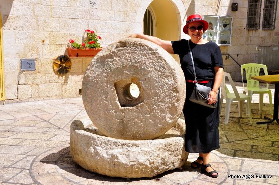Еврейский квартал Старого города. Экскурсия по Иерусалиму. Гид в Израиле Светлана Фиалкова.