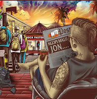 Download Lirik Lagu Bali 4WD – Ngopi Malu Jon