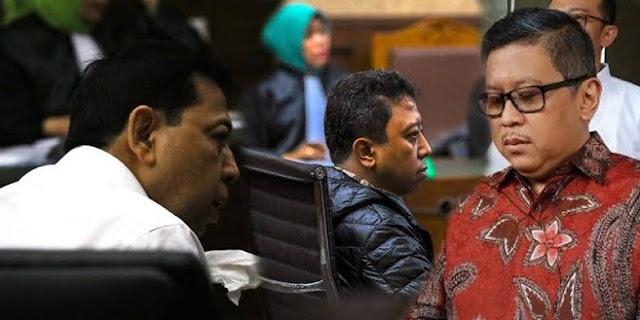 Diduga Terlibat Korupsi, Tokoh-tokoh Ini Ngaku Diare