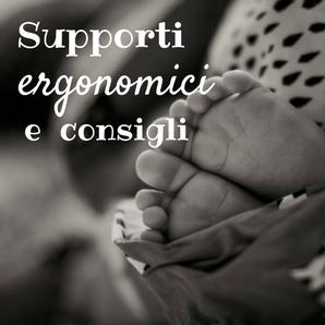 babywearing supporti ergonomici