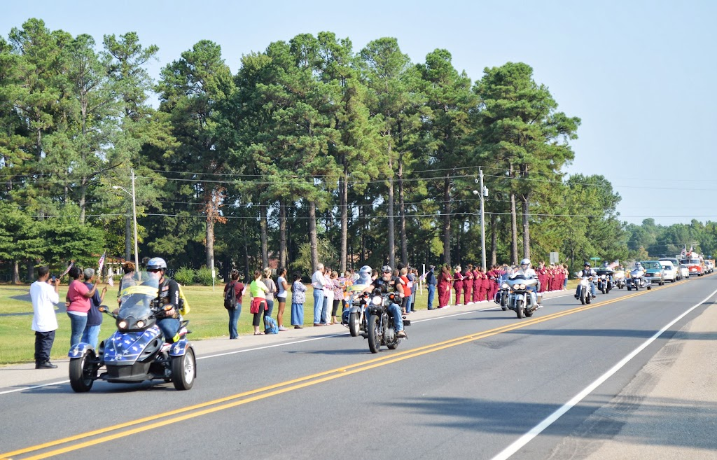 Honoring Sergeant Young Procession - DSC_3224.JPG