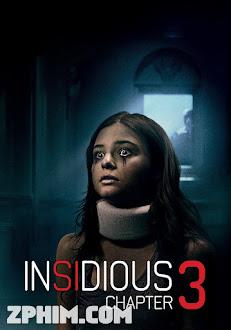 Quỷ Quyệt 3 - Insidious 3 (2015) Poster