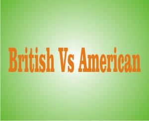 Perbedaan British Dan American English