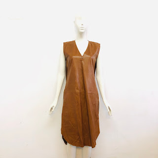 Coach NEW Leather Dress