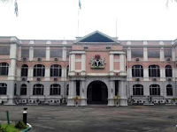 Presidential lodge handed over to Lagos