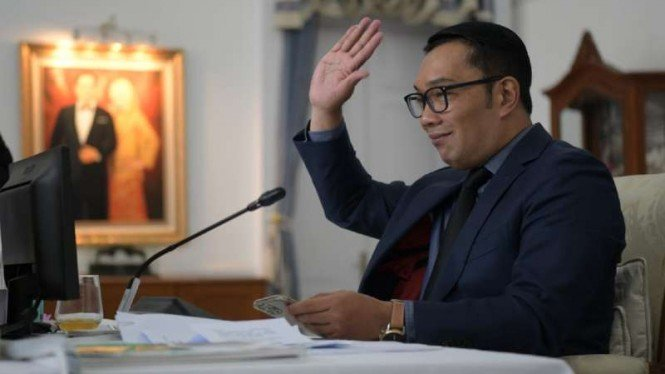 Kala Ridwan Kamil Pertimbangkan Maju Pilpres Lewat PAN