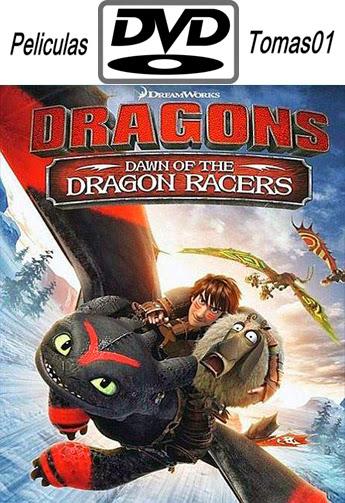 Dragones: El Orígen De Las Carreras de Dragones (2014) DVDRip