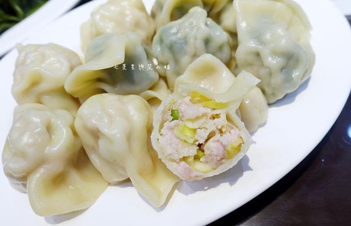 22 巧之味水餃 干貝水餃 台北美食