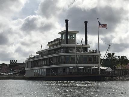 Paddleboat Restaurant