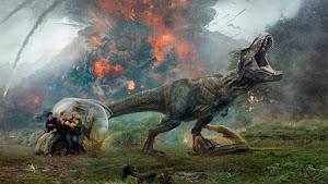 Jurassic world fallen kingdom - Cashback offers and promocodes (Get Upto 200 Rs back on order)