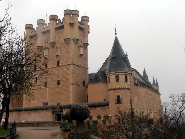 Mejores rincones de España. El Alcázar de Segovia