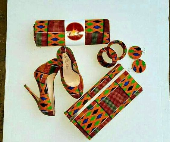 African Print Accessories South African Styles 2019 4