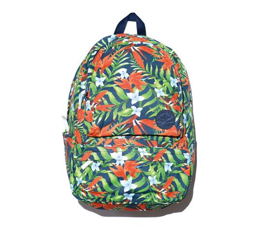 *CONVERSE印花當夏:夏威夷熱帶雨林花草系列! 3