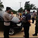 Tidak Ada Surat Keterangan Bepergian, Dua Mobil Dipaksa Putar Balik