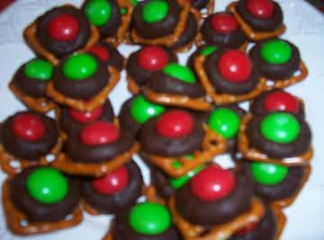 Chocolate Pretzel Squares