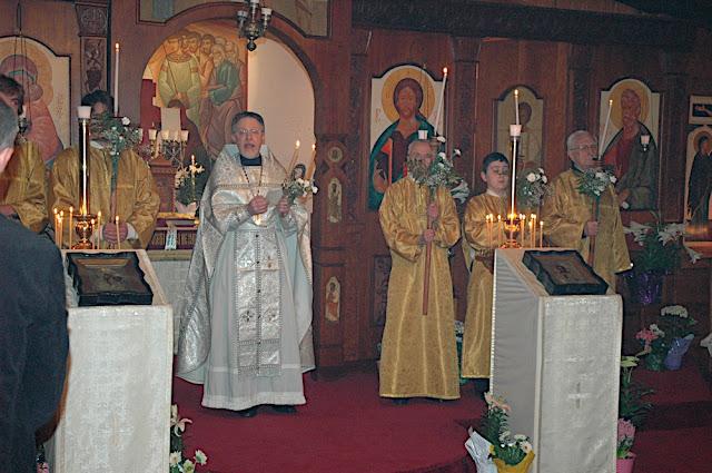 The Paschal Homily of Saint John Chrysostom.