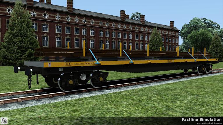 Fastline Simulation: YLA Mullet