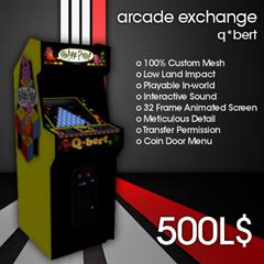 Arcade Exchange - QBert [512]