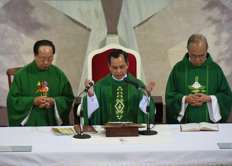 Giáo xứ Bắc Hà: Chào đón cha phó Martino