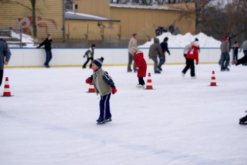 Konkursy na lodowisku