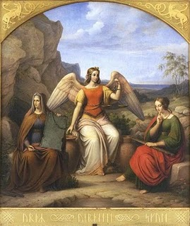 The Three Norns, Gods And Goddesses 7