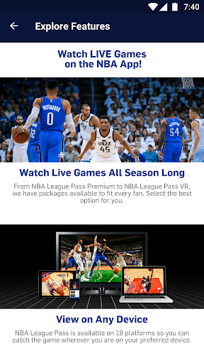 Download NBA MOD APK 5