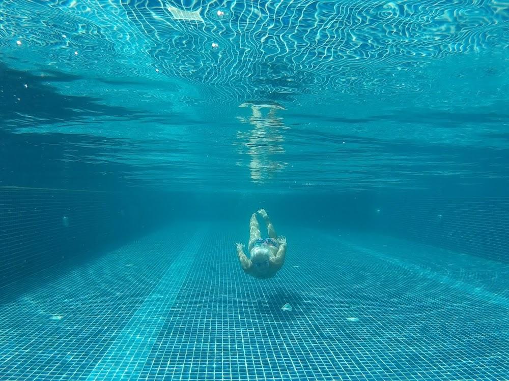 enjoying the new underwater camera!