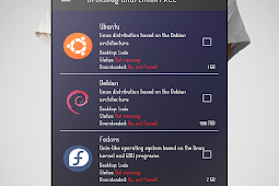 Install Berbagai Jenis Distro Linux Di Android