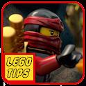New Tips LEGO Ninjago WU-CRU icon