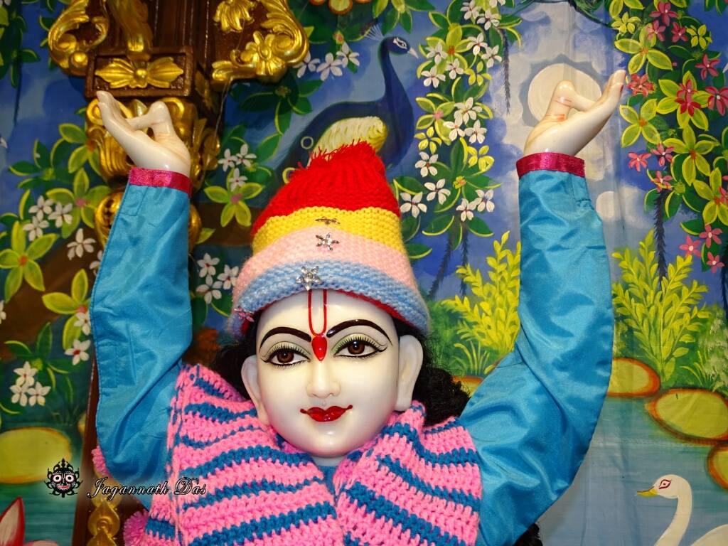 ISKCON Mira Road Mangal Deity Darshan 02 Feb 2016 (11)