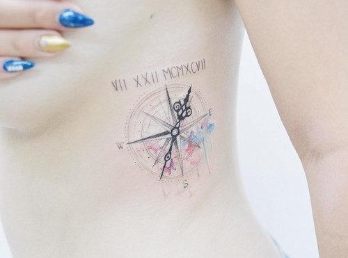 esta_aquarela_bssola_tatuagem
