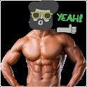 Bodybuilder : Gain Muscle icon