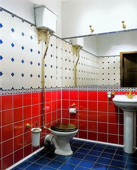 Rinnovare con poco il vecchio bagno blog arredamento - Rinnovare bagno spendendo poco ...