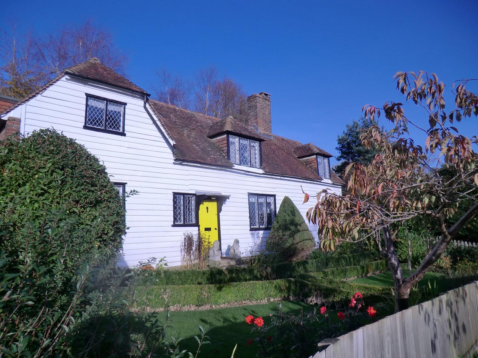 CIMG5668 Cottage, Old Groombridge
